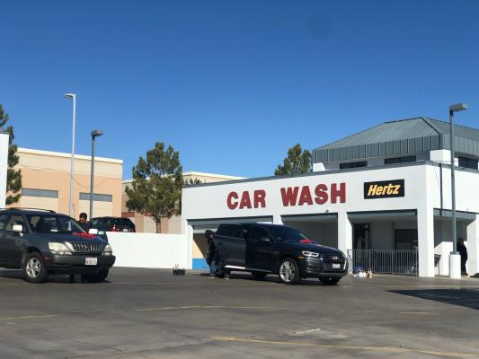 Car Wash Gas Station Express Lube - Real Estate Business For Sale