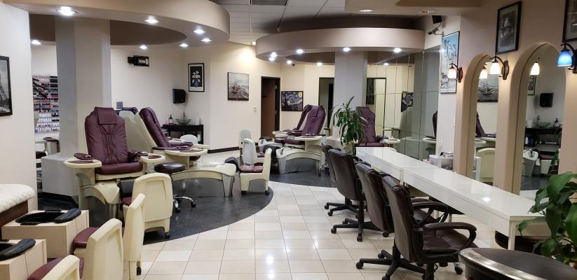 Nail And Spa Service - Massage Waxing Facials Business For Sale