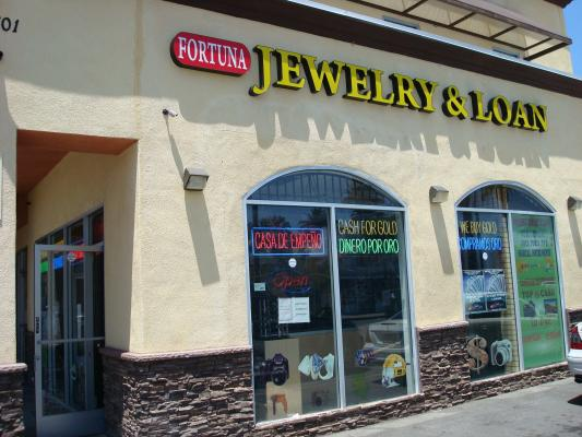 Los Angeles County Area Pawn Shop For Sale