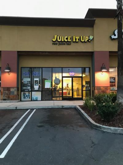 Buena Park, Orange County Juice it Up Franchise - In Busy Shopping Center For Sale