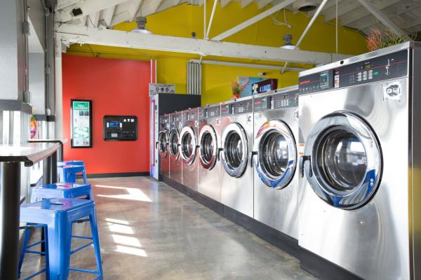 West Hollywood Coin Op Laundry Business For Sale
