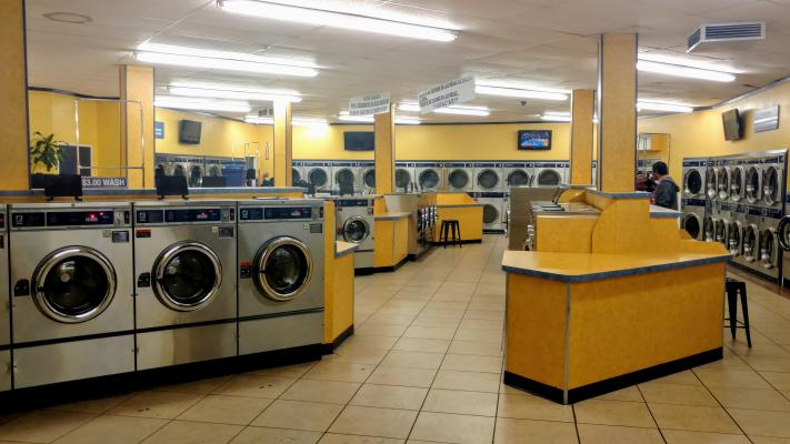 Van Nuys, Los Angeles County Coin Laundry - Self And Full Service For Sale