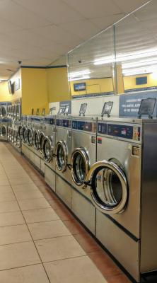 Coin Laundry - Self And Full Service Company For Sale