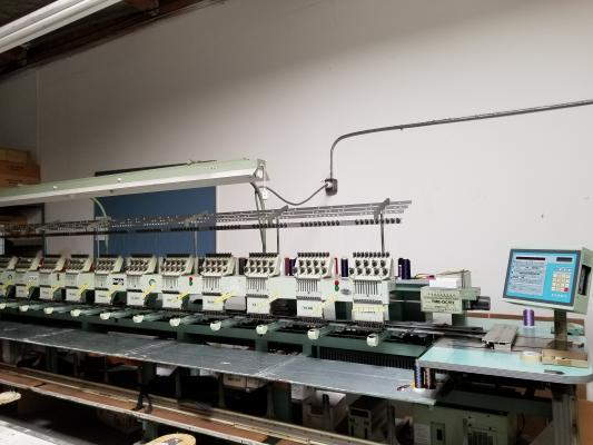 Tustin, Orange County Embroidery Wholesale Company Companies For Sale