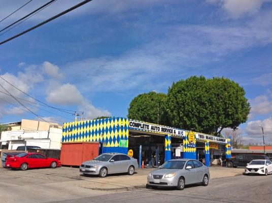 Burbank, Los Angeles County Auto Repair Shop - Well Established Companies For Sale