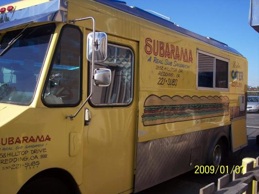 Subarama Delicatessen With Food Truck Company For Sale
