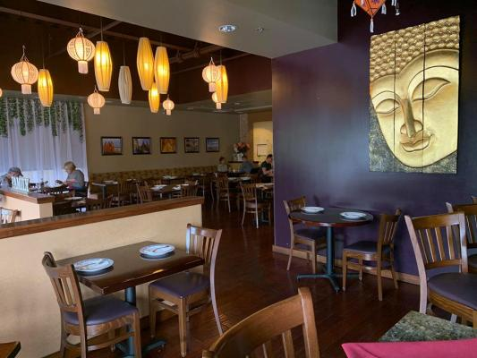 Vacaville, Solano County Thai Restaurant For Sale