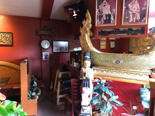 Thai Asian Restaurant Business For Sale