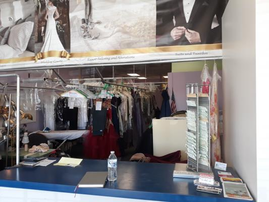 Dry Cleaners Agency, Alteration Service Business For Sale