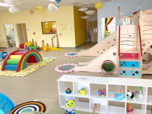 Inland Empire Area Indoor Playground Children Learning Center For Sale