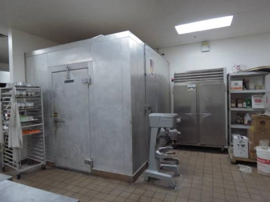 Milpitas Bakery With Small Type 1 Hood For Sale
