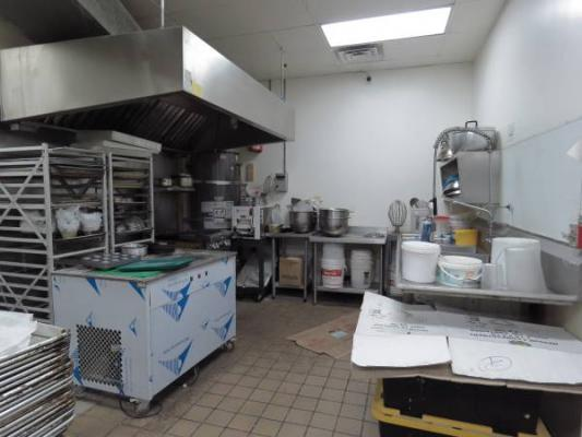 Bakery With Small Type 1 Hood Business For Sale
