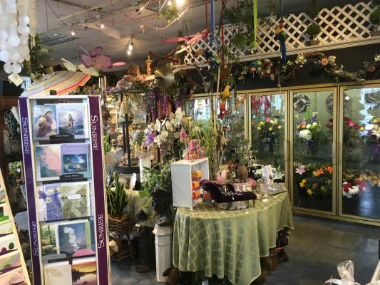 Flower Gift Shop - Established 30 Years Business For Sale