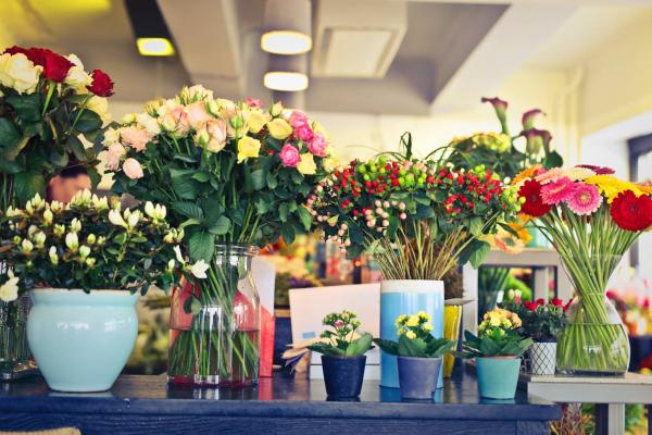 Bakersfield, Kern County Florist Business For Sale