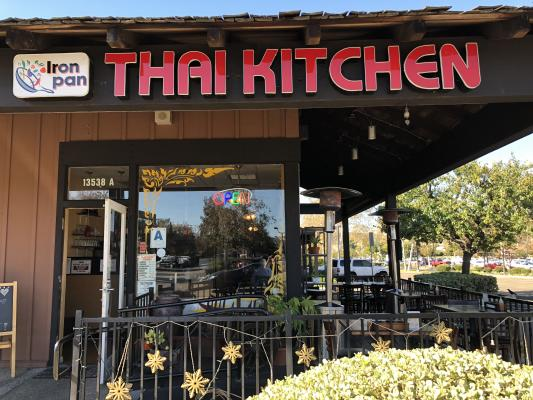 Poway, San Diego Area Thai Restaurant For Sale