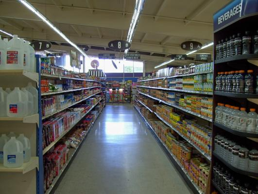Sacramento County Grocery Supermarket For Sale