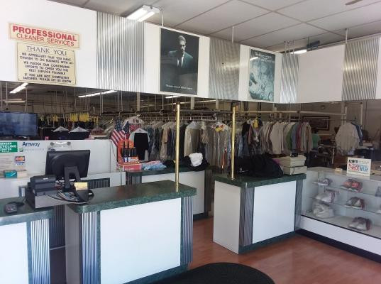 Dry Cleaners - Hydrocarbon Equipment Business For Sale