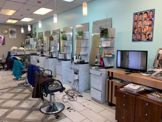 San Jose, Santa Clara County Beauty Salon, Water Purifying System For Sale