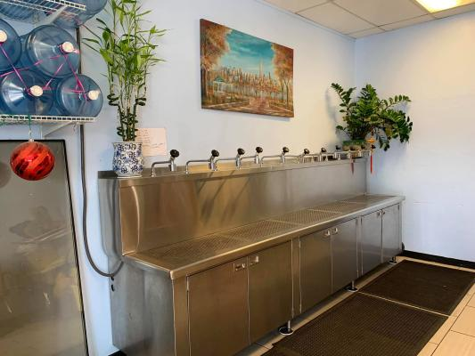 Beauty Salon, Water Purifying System Business For Sale