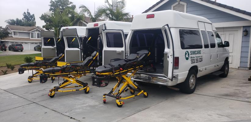 Riverside County Non - Emergency Medical Transportation For Sale