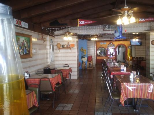 Mexican Restaurant Business For Sale
