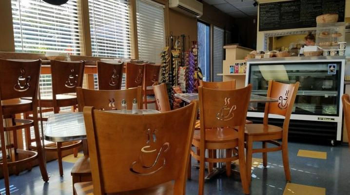 Marin County Cafe Restaurant For Sale