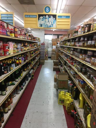 El Cajon, San Diego Area Asian Supermarket, Restaurant Food Wholesaler For Sale