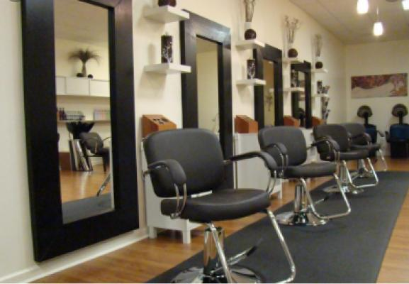 Orange County Beach Community Branded Hair Salon - Absentee  Business For Sale