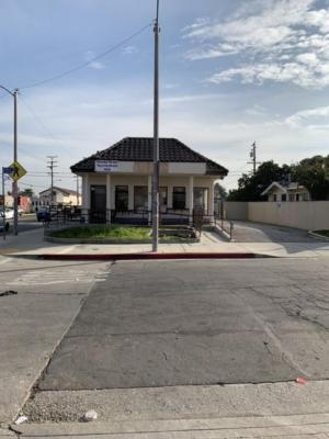 Los Angeles Restaurant Building With Real Estate For Sale