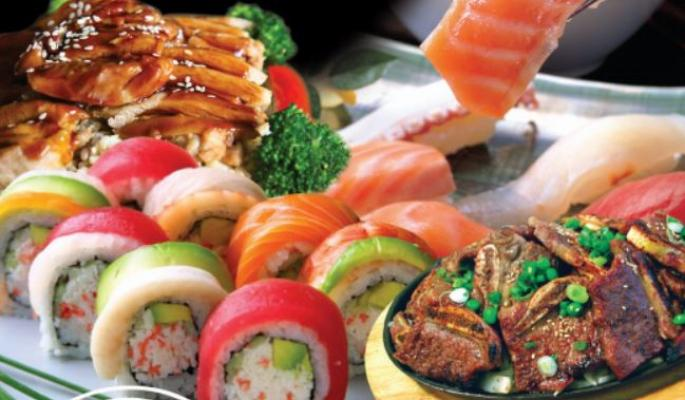 Brea, Orange County Sushi Restaurant With Beer And Wine License Business For Sale