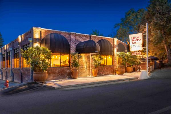 Hood, Sacramento County Restaurant With Bar And Events Space For Sale