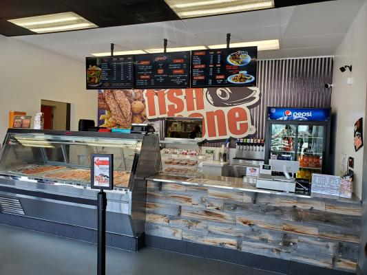 Los Angeles  Fish Franchise Restaurant - Absentee Run For Sale
