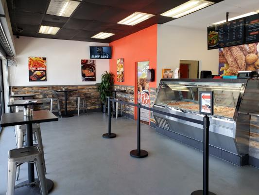 Fish Franchise Restaurant - Absentee Run Business For Sale