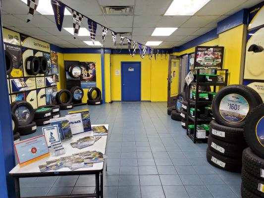 Auto Repair, Tire Shop Business For Sale