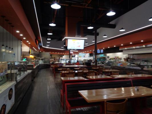 Escondido, San Diego County Korean Restaurant - Food Court For Sale