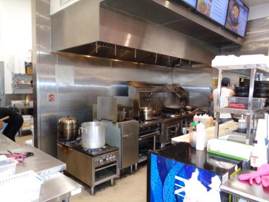 Korean Restaurant - Food Court Business For Sale