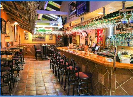 El Dorado County Mexican Restaurant Full Tequila Bar For Sale