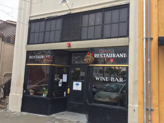 Restaurant And Wine Bar Business For Sale