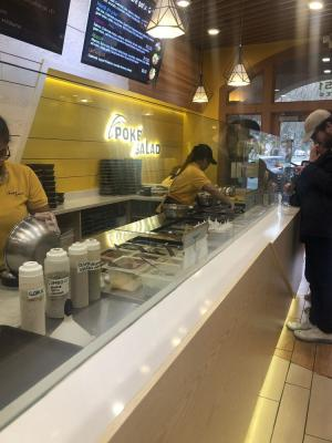 Contra Costa County Poke Cafe  For Sale