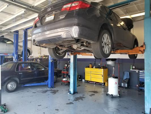 San Mateo County Used Auto Dealership With Repair Shop Companies For Sale