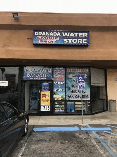 San Fernando Valley Water Store And Smoke Shop - Absentee Run For Sale
