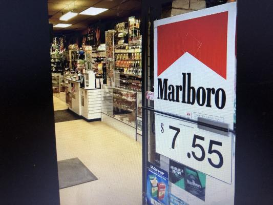 Contra Costa County Tobacco Store Business For Sale