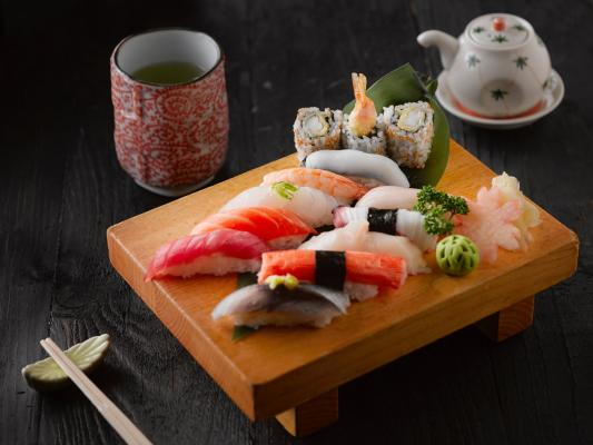 Poway, San Diego County Japanese Sushi Restaurant For Sale