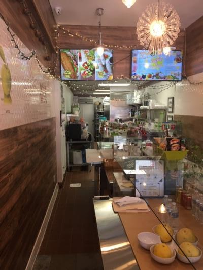 Orange County Coffee And Tea Desserts Shop For Sale
