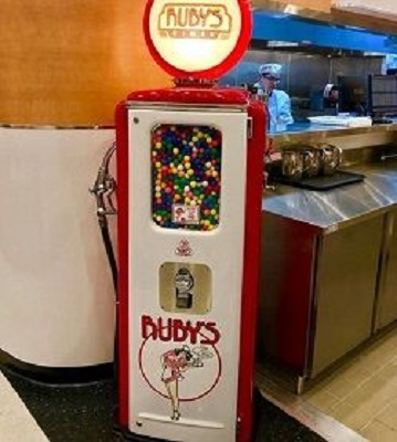 Los Angeles County Area Rubys Diner Franchise - Absentee Run Companies For Sale