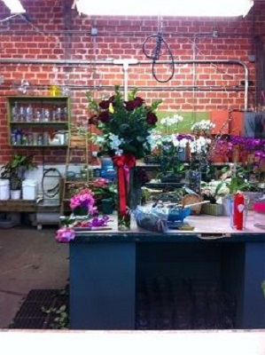 Los Angeles County  Flower Shop For Sale