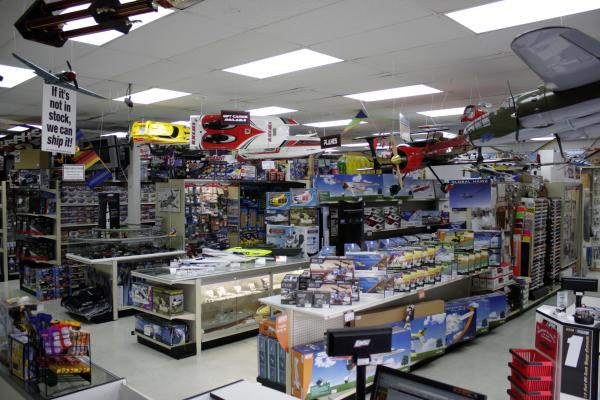 Los Angeles County Hobby Shop Business For Sale
