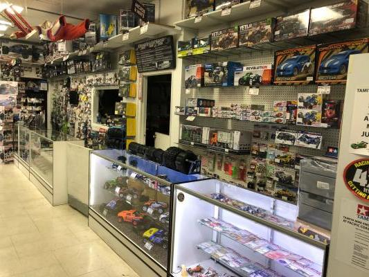 Los Angeles County Hobby Shop Companies For Sale