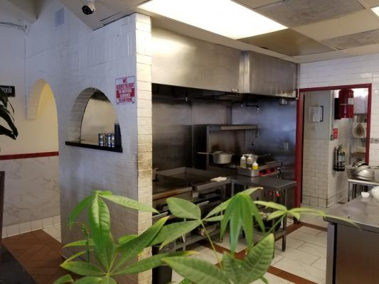 Teppan Grill Restaurant Business For Sale