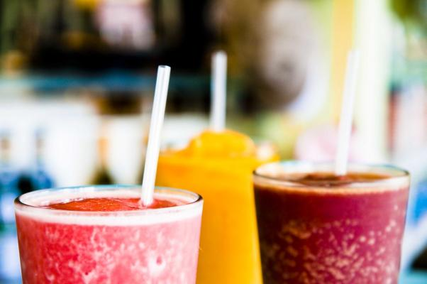 Santa Clara County Franchise Smoothie Shop - Semi Absentee, In Mall For Sale